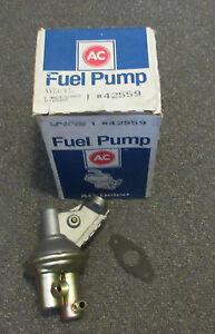6472952-NEW-NOS-AC-Delco-Fuel-Pump-42559-1981-1986-Ford-1-3L-1-6L-M60329