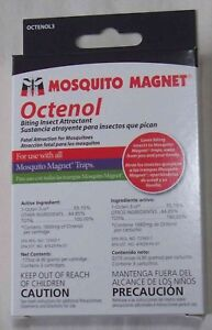 Mosquito Magnet Octenol Refill - 3 Cartridges - Biting Insects - USA -Save on 2+