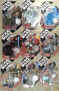 Star Wars 30th Anniversary Lot