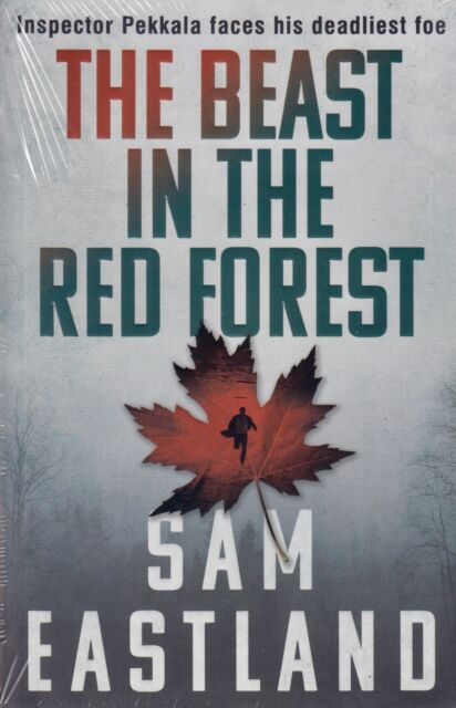 The Beast in the Red Forest BRAND NEW BOOK by Sam Eastland (Paperback 2015)
