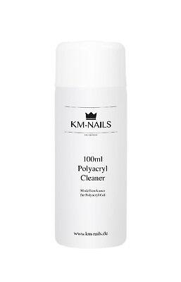KMNails 100ml Polyacryl Cleaner Modelliercleaner für Polyacryl Gel