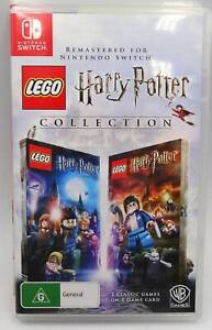 NINTENDO SWITCH LEGO HARRY POTTER COLLECTION 238554