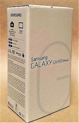 New Samsung Galaxy Grand Prime Sm G530p   8Gb   Gray  Sprint  Smartphone