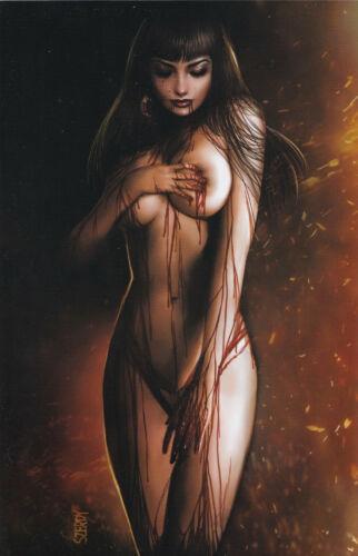 VAMPIRELLA vs. PURGATORI #1 (NATHAN SZERDY EXCLUSIVE VIRGIN VARIANT) ~ Dynamite