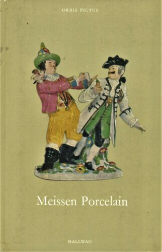 Meissen Porcelain - Concise Early Out-of-Print Book
