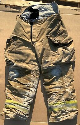 Lion Turnout Bunker 38r Pants Fire Fighting Firefighter Gear