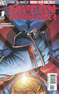 Martian-Manhunter-1-8-VF-NM-1st-Prints-Complete-Series