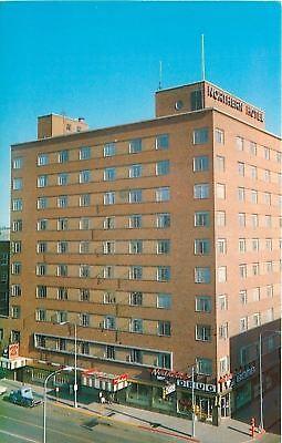 Billings Montana~Northern Hotel~Corner Drug Store~Art Deco Porte Cochere (Billings Montana Stores)
