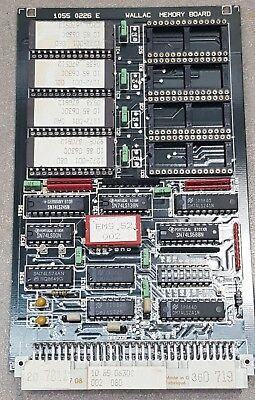 Wallac Memory Board 1055 0226 E Aupa706 2