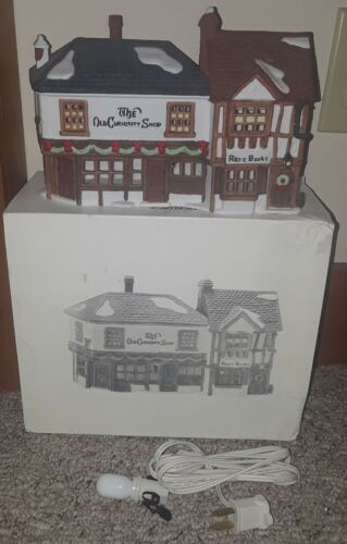 Dept 56 Dickens Village Series The Old Curiosity Shop 5905-6