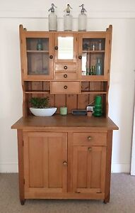 Buffet, hall stand, book shelf. Willoughby Willoughby Area Preview