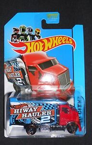 HOT-WHEELS-HIWAY-HAULER-2-HW-CITY-6-250-SHIPS-FREE