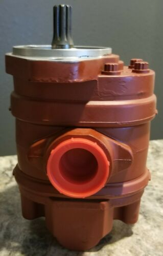26516-RAE, 74901482, Eaton, Kalmar, Hydraulic Double Gear Pump