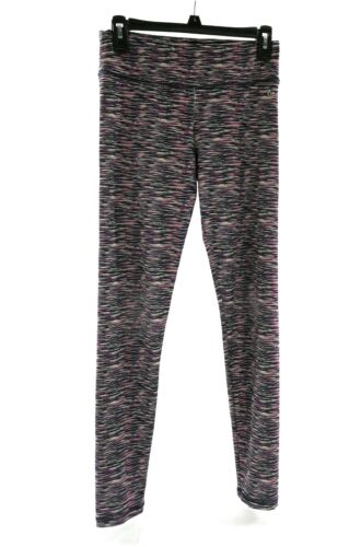 Justice Girls Active Full Length Leggings Multi Color Size 16