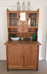 Federation antique cabinet/buffet vintage Willoughby Willoughby Area Preview