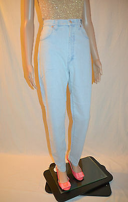 VERSACE New Womens Vtg 90s Fashion Boyfriend Classic Blue Jeans sz IT 46 AT26