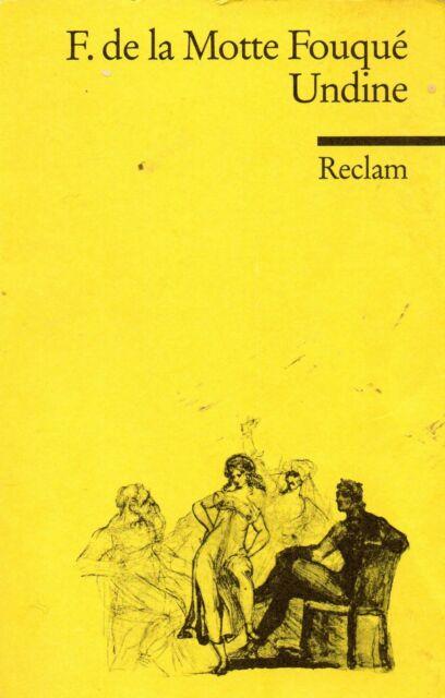 Undine by Fouque de la Motte FREE AUS POST very good used condition paperback 98