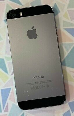 Apple iPhone 5S 16GB Unlocked Space Grey Good Condition