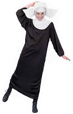 Flying Nun - Nun Better - Adult  Nun Costume](Best Halloween Costumes Womens)