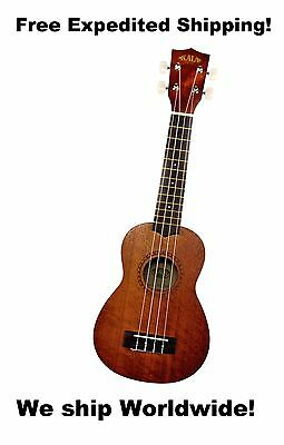 **NEW KALA KA-15S MAHOGANY SOPRANO UKULELE - OUR BEST SELLER - RATED