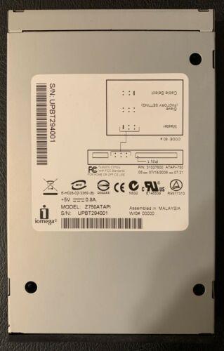Iomega 750MB Zip Drive Z750ATAPI