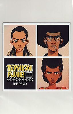 TEPHLON FUNK #1 • FIRST PRINT • NM or BETTER • LIMITED TO 100