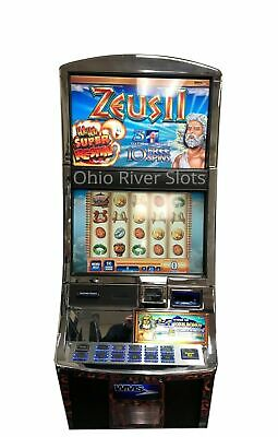 "Williams Bluebird 2 Slot Machine ""Zeus 2"""