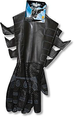Child Batman Gauntlet Gloves Dark Knight Gloves Superhero Gloves DC Comics - Child Batman Gloves