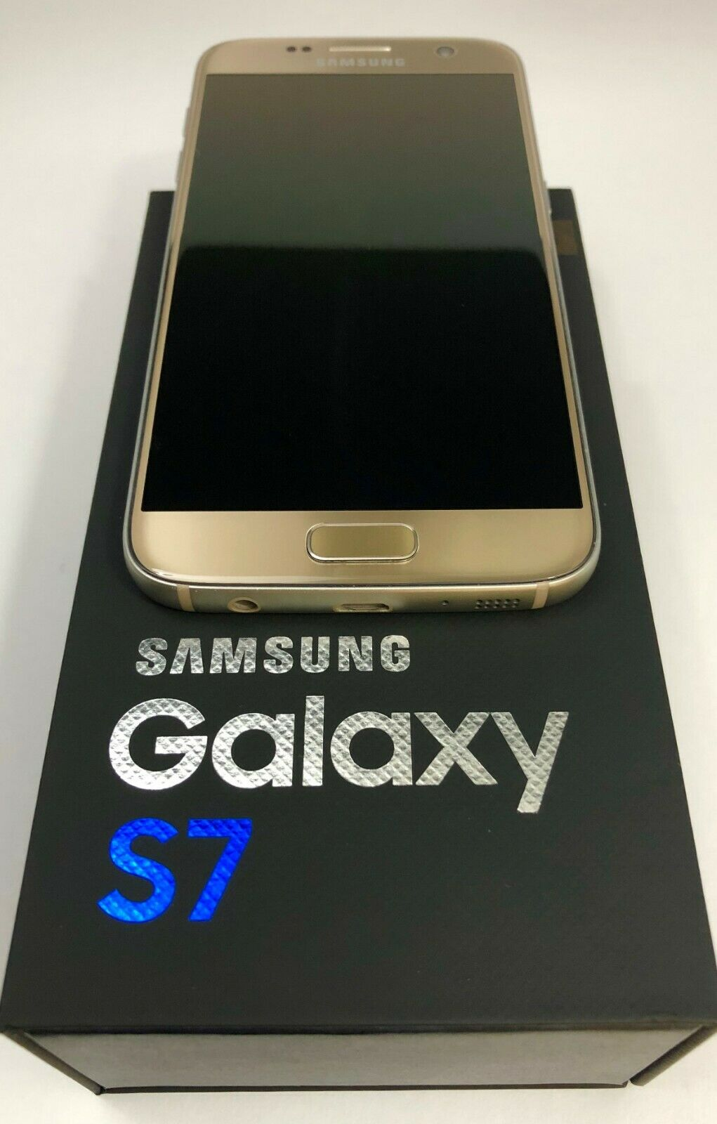 Android Phone - Samsung Galaxy S7 SM-G930A 32GB - (AT&T GSM UNLOCKED GLOBALLY)  METRO & CRICKET