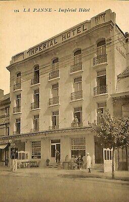 CPA - Belgique - De Panne - La Panne - Impérial Hôtel