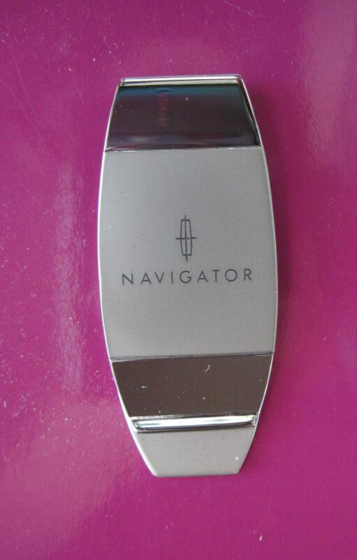 NAVIGATOR  -  money clip ORIGINAL BOX