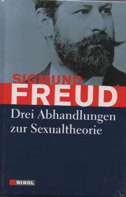 SIGMUND FREUD - Drei Abhandlungen zur Sexualtheorie - BUCH - NEU