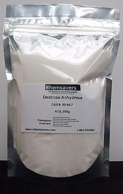 Dextrose Anhydrous Acs 500g