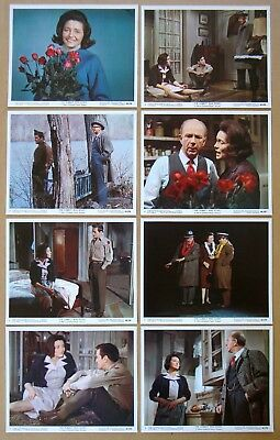 SUBJECT WAS ROSES Jack Albertson PATRICIA NEAL Martin Sheen 8x10 LOBBY CARD SET  for sale  Shipping to India