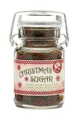 Christmas Sugar Mix for Baking & Decorating Baked Goods ()