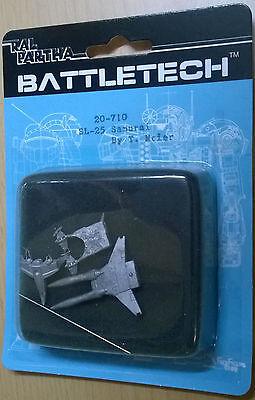 Ral Partha Battletech 20-710 Samurai (Mint, Sealed) *unseen*
