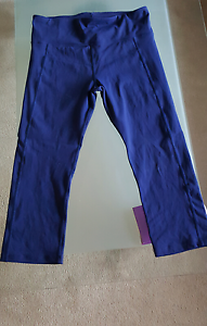 Lorna Jane Size L 7/8 Leggings Ferntree Gully Knox Area Preview