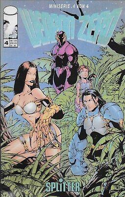Weapon Zero (Miniserie) Nr.4 / 1997 Walter Simonson & Joe Benitez