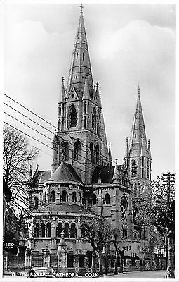 BR59777 st fin barre s cathedral cork  real photo  ireland
