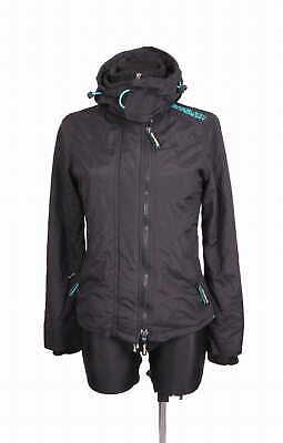 *Superdry Windcheater Womens Jacket Black size 36