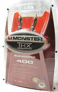 Monster-Cable-400-Subwoofer-Cable-18-FT-THX-Rated