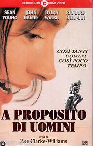 A-proposito-di-uomini-1998-VHS-CGG-Sean-Young