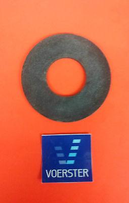 Heberglockendichtung für Wisa 65x28,5 x 3mm