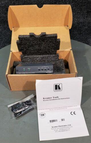 KRAMER VP-506 DVI /UXG SCAN CONVERTER 70-0121090 NEW, OPEN BOX - NO POWER SUPPLY