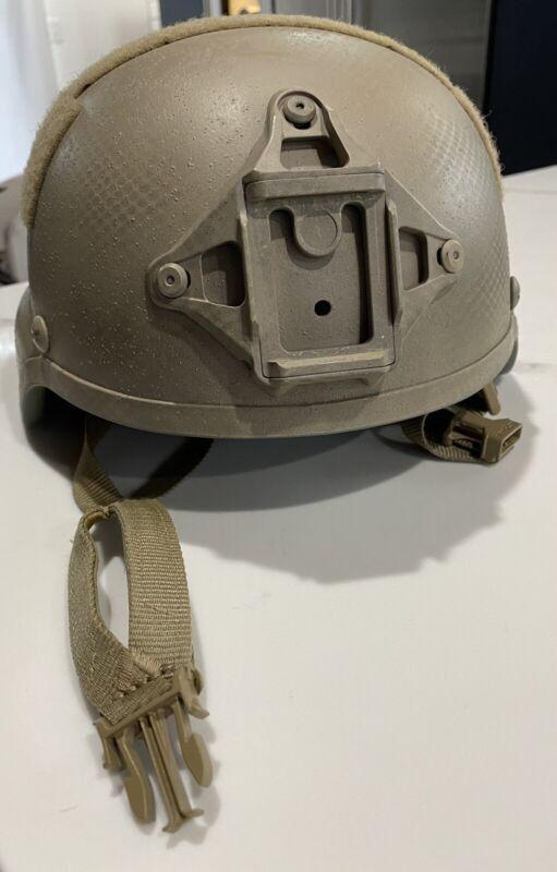 MSA ACH Helmet - Large - Team Wendy & Wilcox Upgrades