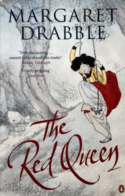 The Red Queen: A Transcultural Tragicomedy by Margaret Drabble used paperback