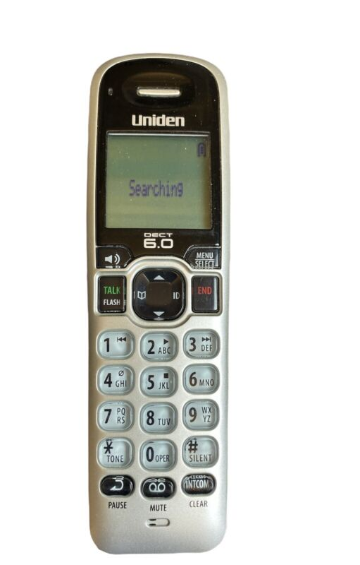 """Uniden """"D1680-3"""" Replacement Wireless Phone Handset Dect 6.0 w/ Working Battery"""