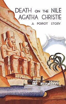 Death on the Nile (A Poirot story) by AGATHA CHRISTIE - New Hardcover Book