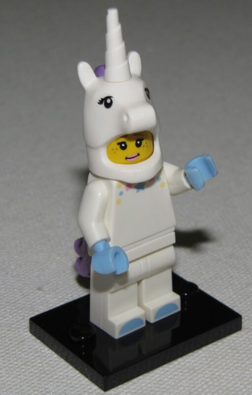 LEGO NEW SERIES 13 71008 MINIFIGURES ALL 16 AVAILABLE YOU PICK YOUR FIGURES  Unicorn Girl Costume