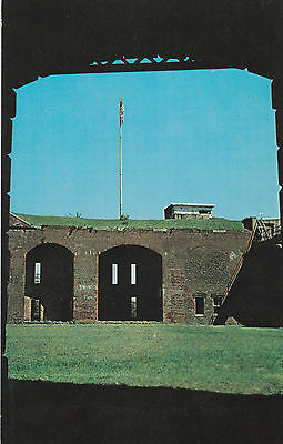 Historic fort Delaware 20 miles south of Wilmington on route 13  #D30